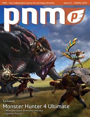 Pure Nintendo Magazine (PNM) Issue 21