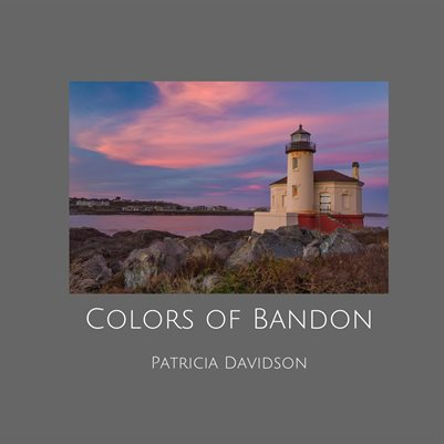 "Color of Bandon 8"" x 8"" (Grey Cover)"