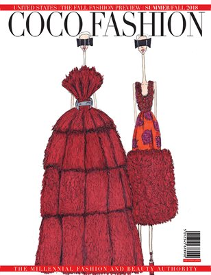 COCO Fashion Magazine - The Fall Fashion Preview - Vol. 8