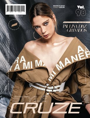 MARCH 2021 Issue (Vol: 98) | STYLÉCRUZE Magazine
