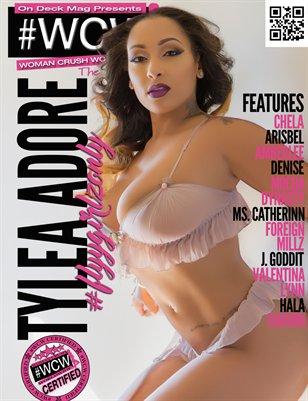 WCW Magazine Issue #4 Model Tylea Adore