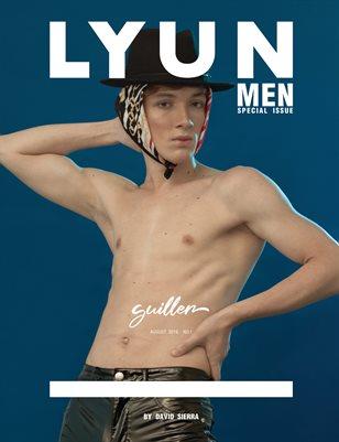 LYUN MEN ISSUE No.1 (VOL No.1)