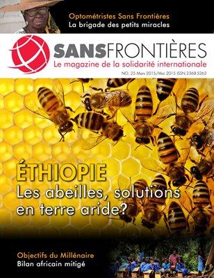 Magazine Sans Frontières (Num.25/Mars-Mai 2015)