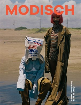 MODISCH Fashion Book No.1 | Cover 1