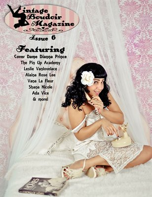 Vintage Boudoir Magazine Issue 6