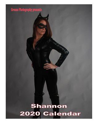 2020 Shannon calendar