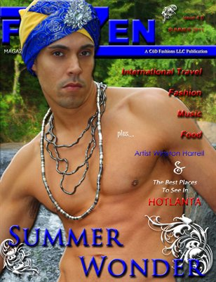 Issue 4.0:  Summer Wonder
