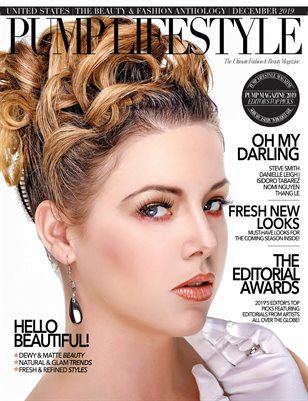 PUMP Magazine | Beauty & Fashion Anthology | December 2019 | Vol. 4
