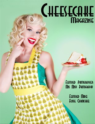 Cheesecake magazine Summer Issue