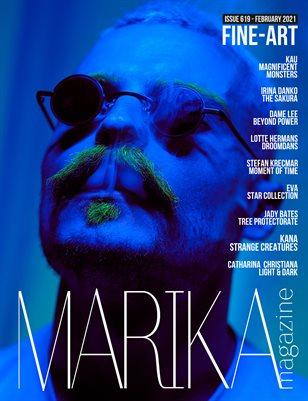 MARIKA MAGAZINE FINE-ART (ISSUE 619 - February)