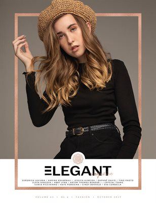 Fashion #6 (October 2019)