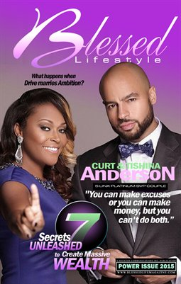 Blessed Lifestyle Issue 21 The Andersons