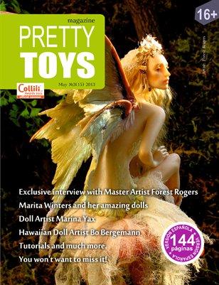 SPAN Pretty Toys №3(15), 2013