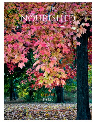 NOURISHED Issue #3 - Fall 2014