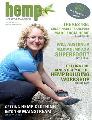 Hemp Lifestyle Magazine Issue 3 Print Copy