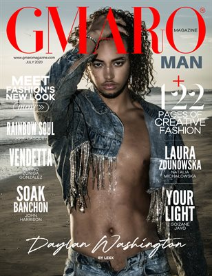 GMARO Magazine July 2020 Issue #25