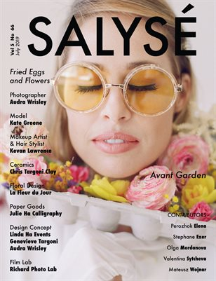 SALYSÉ Magazine | Vol 5 No 66 | JULY 2019 |