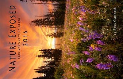 2016 Nature Exposed Calendar