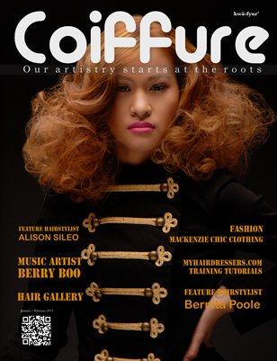 Coiffure Magazine (Jan/Feb 2015)