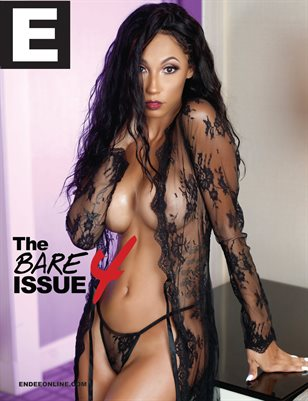 ENDEE Magazine - The BARE Issue 4