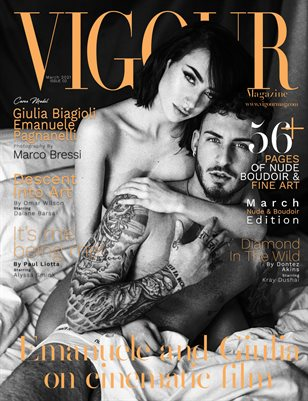 NUDE & Boudoir | March Issue 2