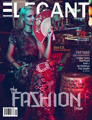 Fashion Issue #2 (October 2013)