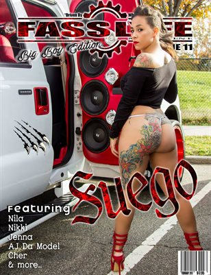Fast Lyfe Magazine Issue 11 Fuego