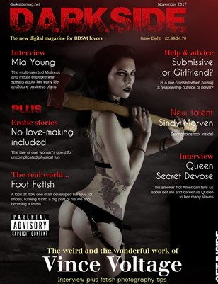 Darkside Magazine Issue 8