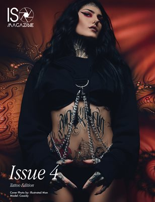 May Issue #4 Tattoo Edition