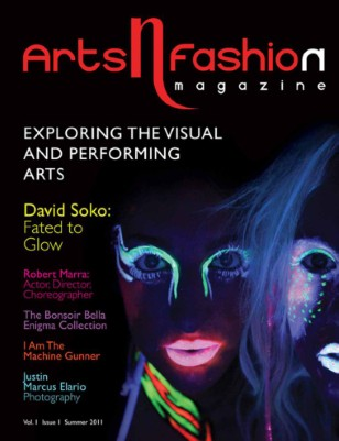 ArtsNFashion Vol 1 : Issue 1 Summer 2011