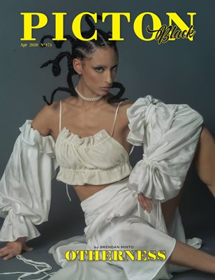 Picton Magazine APRIL 2020 N473 BLACK Cover 2