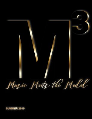 M3 - Music Meets the Model - Summer 2019