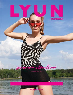 LYUN Swimwear No.1 (VOL No.5) C1