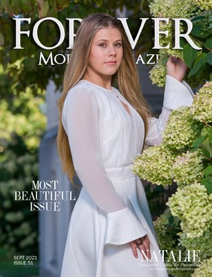 FOREVER Model Magazine Most Beautiful Issue 51
