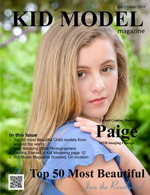 Kid Model magazine Issue 8 Volume 7 2019