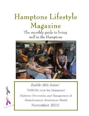 Hamptons Lifestyle November 2010