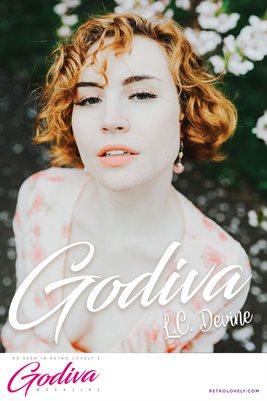 Godiva No.5 -  L.C. Devine Cover Poster