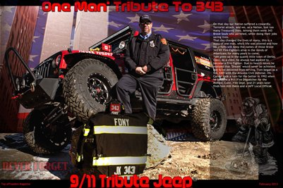 9/11 Jeep Tribute Top-offroaders