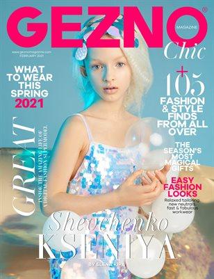 GEZNO Magazine February 2021 Issue #07