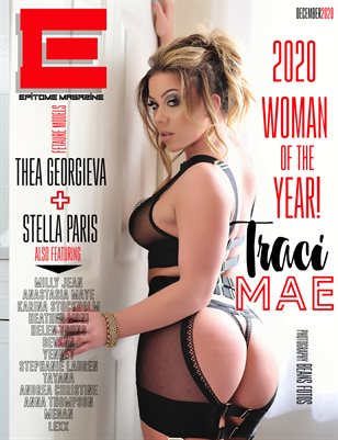 EPITOME MAGAZINE: 2020 Woman of the Year