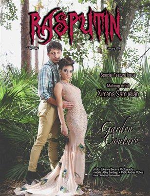 Rasputin Magazine Ximena Samuelian Feature