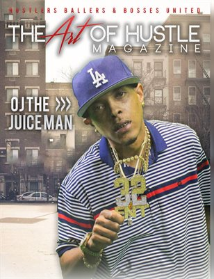 The Art Of Hustle Magazine Issue #4