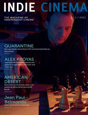 Indie Cinema Magazine 3