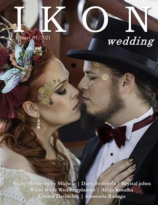 IKON Magazine (January #1/2021)