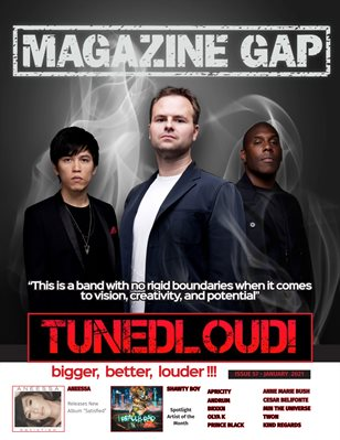 TunedLoud Magazine January 2021