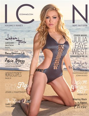 ICON MAG Sept/Oct 2016