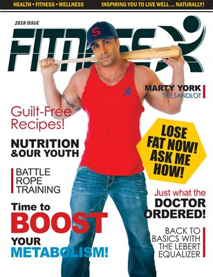 FitnessX Magazine for 2018