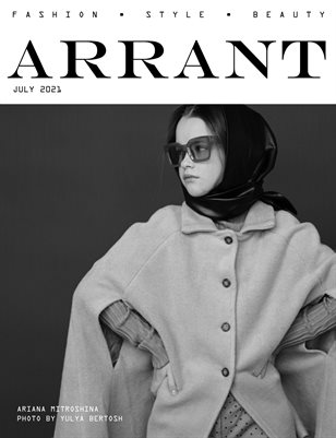 ARRANT magazine (July'21)