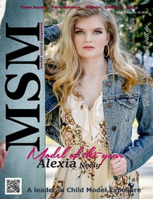 Model Source magazine Issue 2 Volume 10 Top Model