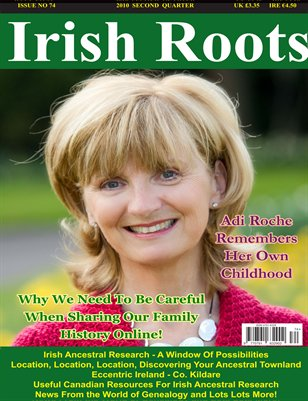 Irish Roots - Issue No 74